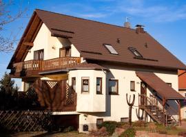 Ferienwohnung Hetzdorf - Urlaub am Tharandter Wald, Hetzdorf