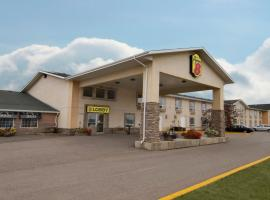 Super 8 - Dawson Creek, Dawson Creek