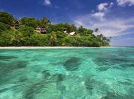 Royal Davui Island Resort, Beqa Island