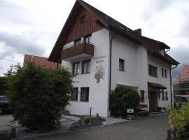 Gästehaus Bettina, Sipplingen