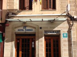 Hotel Torino, Masnou