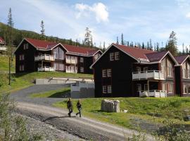 Höglekardalens Semesterby/Cottages