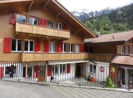 Valley Hostel, Lauterbrunnen