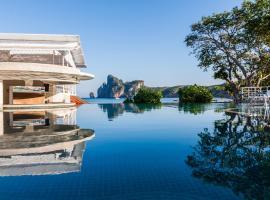 PP Charlie Beach Resort, Phi Phi -saaret
