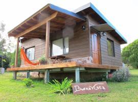 Cabañas del Vuulcan, Villa Residencial Laguna Brava