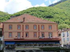 Hôtel Terranostra, Tarascon-sur-Ariège
