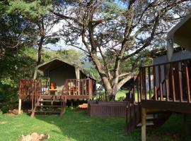 Black Eagle Retreat Exclusive Country Lodge, Waterval Boven