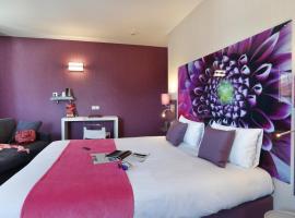 Inter-Hotel Saint Martial, 리모주