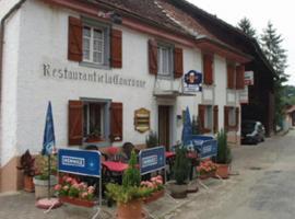 Auberge Restaurant Couronne, Beurnevésin