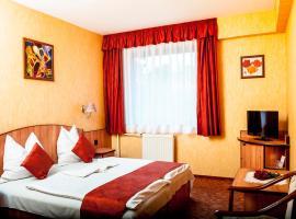 Beatrix Hotel, Budapeste