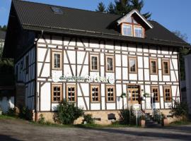 Gasthof zur Post, Siegen