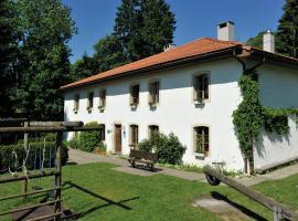 Youth Hostel Le Bémont, Bemont