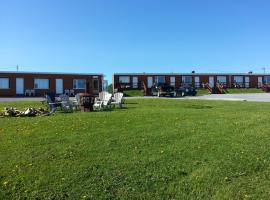Motel du Haut Phare, Cap-des-Rosiers