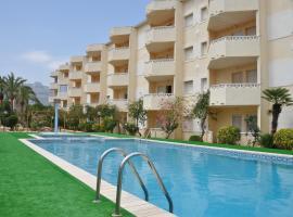 Apartamentos Las Rosas, Els Poblets