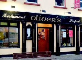 Oliver's Seafood Bar, Bed & Breakfast, Cleggan