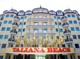 Taliana Beach Residence, Elenite