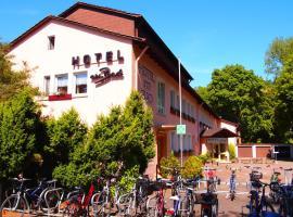 Hotel am Bad, Tübingen