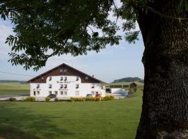 Ferme Hotel de la Vrine, Vuillecin