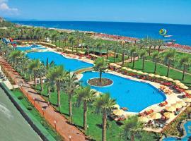 MC Arancia Resort Hotel, Konaklı