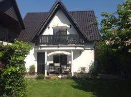 Haus Kollwitzweg - Ferienwohnungen, Goslar