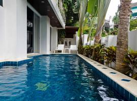 The White Villa Patong, Patong Beach