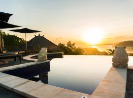 Sunrise Hut's Lembongan