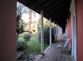 Hotel Plaza Malloa, Malloa