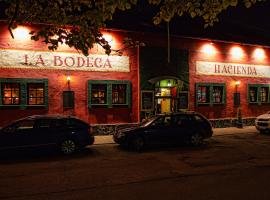 Hotel & Steak House Hacienda La Bodega, Frýdek-Místek