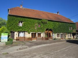 Chambre d'hôtes Chez Claudine, Rennes-sur-Loue