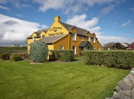 Cullinan's Seafood Restaurant & Guesthouse, Doolin