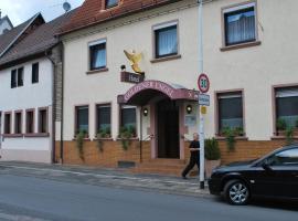 """Hotel Gasthof """"Goldener Engel"""", Stockstadt am Main"""