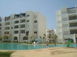 Appartement Assilah Marina Golf, Asilah