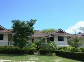 Baansaensook Villas, Chaweng Beach