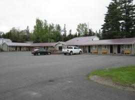 Scoodic Motel, Saint Stephen