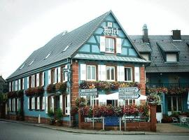 Logis Hotel Aux Comtes De Hanau, Ingwiller