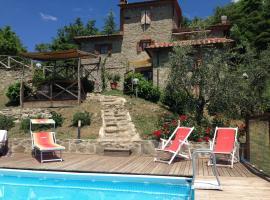 Casale Aiaccia, Arezzo