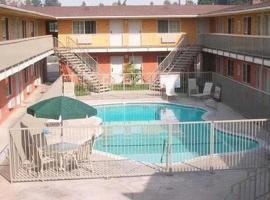 Chateau Inn & Suites, Downey