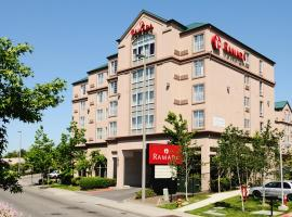 Ramada Inn & Suites Sea-Tac