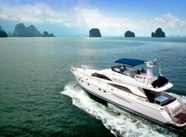 Luxury Yacht IR1311, Banbangkhu