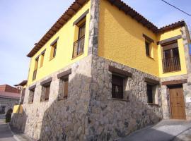 Casa Trini, Villanueva de Ávila