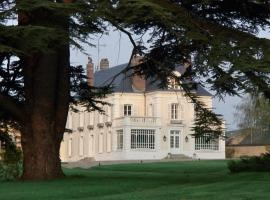Chateau De Requiecourt, Cahaignes
