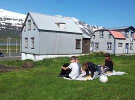 Einsdæmi Holiday Home, Seyðisfjörður