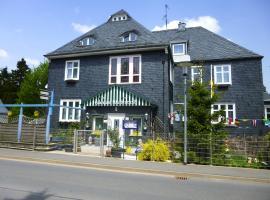 Pension Haus am Waldesrand, Oberhof