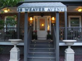 Admiral Weaver Inn, Newport