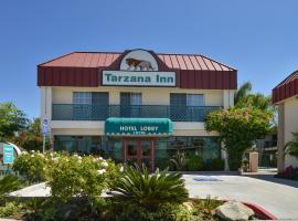Tarzana Inn, Tarzana