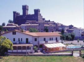 Nuovo Castello, Torre Alfina