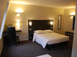 Ruthenium Hotel, Rodez