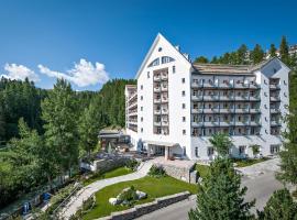 Apartment Schweizerhof, Sils-Maria