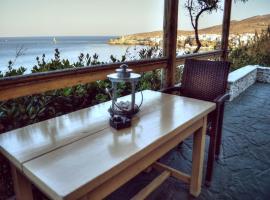 Irene's Villas, Andros