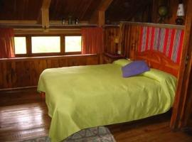 La Polcura Lodge turismo, El Llano
